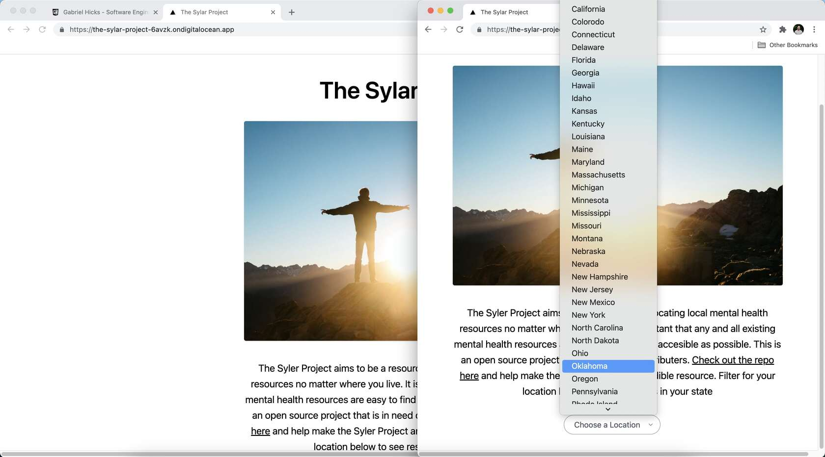 The Sylar Project (contributed)